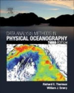 Data Analysis Methods in Physical Oceanography - Richard E. Thomson