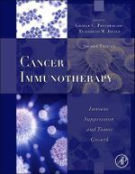 Cancer Immunotherapy : Immune Suppression and Tumor Growth