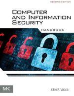 Computer and Information Security Handbook - John R. Vacca