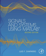 Signals and Systems using MATLAB - Luis Chaparro