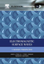 Electromagnetic Surface Waves : A Modern Perspective - John Polo