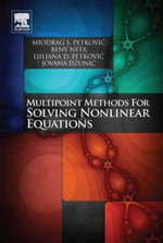 MULTIPOINT METHODS FOR SOLVING NONLINEAR EQUATIONS - Miodrag Petkovic