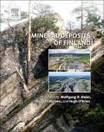 Minerals Deposits of Finland - Wolfgang Derek Maier