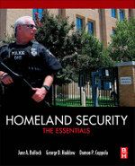 Homeland Security : The Essentials - Jane Bullock