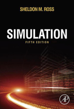 Simulation - Sheldon M. Ross