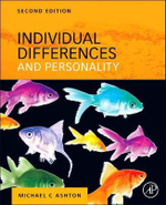 Individual Differences and Personality : Harlequin Kiss Series : Book 11 - Michael C. Ashton