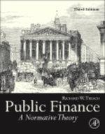 Public Finance : A Normative Theory - Richard W. Tresch