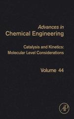 Catalysis and Kinetics : Molecular Level Considerations