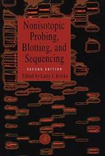 Nonisotopic Probing, Blotting and Sequencing