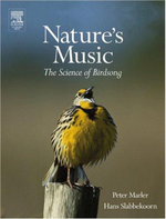Nature's Music : The Science of Birdsong - Peter Marler
