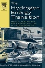 The Hydrogen Energy Transition : Cutting Carbon from Transportation - Daniel Sperling