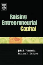 Raising Entrepreneurial Capital : Religion, Culture, and Agency in the Central Ameri... - John B. Vinturella