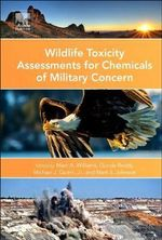 Wildlife Toxicity Assessments for Chemicals of Military Concern - Mark S. Johnson