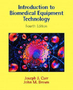 Introduction to Biomedical Equipment Technology - Joseph J. Carr