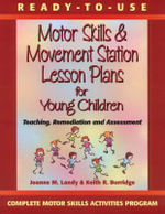 Ready-to-Use Motor Memory and Perceptual Skills Activities : Teaching, Remediation and Assessment - Joanne M. Landy