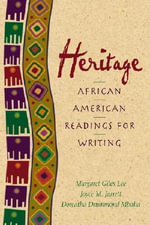 Heritage : African American Readings for Writers - Margaret Giles Lee