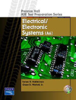 Electrical and Electronic Problems : Electrical and Electronic Systems (A-6) - James D. Halderman