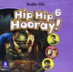 Hip Hip Hooray Student Book (with Practice Pages), Level 6 Audio CD - Beat Eisele