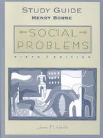 Social Problems Study Guide - James M. Henslin