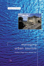 Managing Urban Tourism - Stephen Page