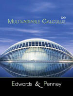 Multivariable Calculus - David E. Penney