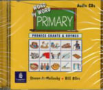 Word by Word Primary Phonics Picture Dictionary, Paperback Phonics Chants and Rhymes Audio CD - Steven J. Molinsky