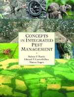 Concepts in Integrated Pest Management - Robert F. Norris