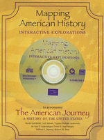 Mapping American History CD-ROM :  History Us Brief Combined - David R. Goldfield