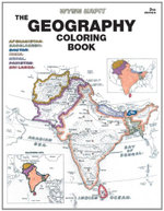 Geography Coloring Book : Coloring Book - Wynn Kapit