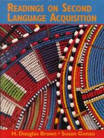 Readings on Second Language Acquisition - H.Douglas Brown