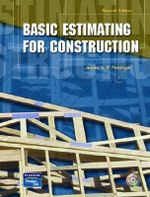 Basic Estimating for Construction : Spiral - James Fatzinger