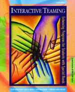 Interactive Teaming : Enhancing Programs for Students with Special Needs - Hazel Jones