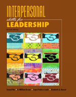 Interpersonal Skills for Leadership : The Genesis of Moral Imagination in the Bible - Susan D. Fritz