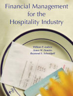 Financial Management for the Hospitality Industry - Raymond S. Schmidgall