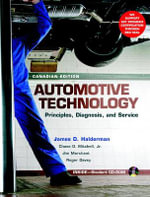 Automotive Technology : Principles, Diagnosis and Service - James D. Halderman