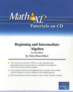 MathXL Student CD - John S. Tobey
