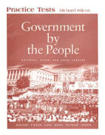 Government by the People, National, State, and Local : Practice Tests NSL - James MacGregor Burns