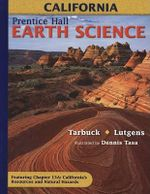 Earth Science, California - Edward J Tarbuck