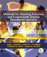 Methods for Teaching Culturally and Linguistically Diverse Exceptional Learners - John Hoover