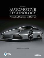 Automotive Technology : Principles, Diagnosis, and Service - James D. Halderman