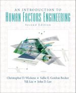 An Introduction to Human Factors Engineering - Christopher D. Wickens