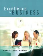 Excellence in Business - John V. Thill