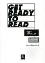 Get Ready to Read Test Booklet - Blanchard