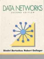 Data Networks - Dimitri P. Bertsekas