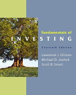 Fundamentals of Investing Plus Myfinancelab Student Accesskit and Otis Student Access Kit Package - Lawrence J Gitman