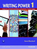 Writing Power 1 - Karen Louise Blanchard