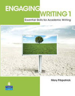 Engaging Writing 1 with ProofWriter : Essential Skills for Academic Writing - Mary Fitzpatrick