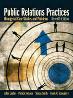 Public Relations Practices : Managerial Case Studies and Problems - Patrick Jackson