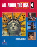 All About the USA: Level 4 : A Cultural Reader - Milada Broukal