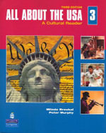 All About the USA: No. 3 : A Cultural Reader - Milada Broukal